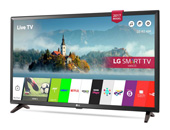 "Εικόνα SMART TV 32"" LED LG 32LJ610V - FULL HD - WIFI"