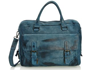 Εικόνα JOST UNISEX ADULT MONTANA1000 MESSENGER BAG 1000-416 Ink
